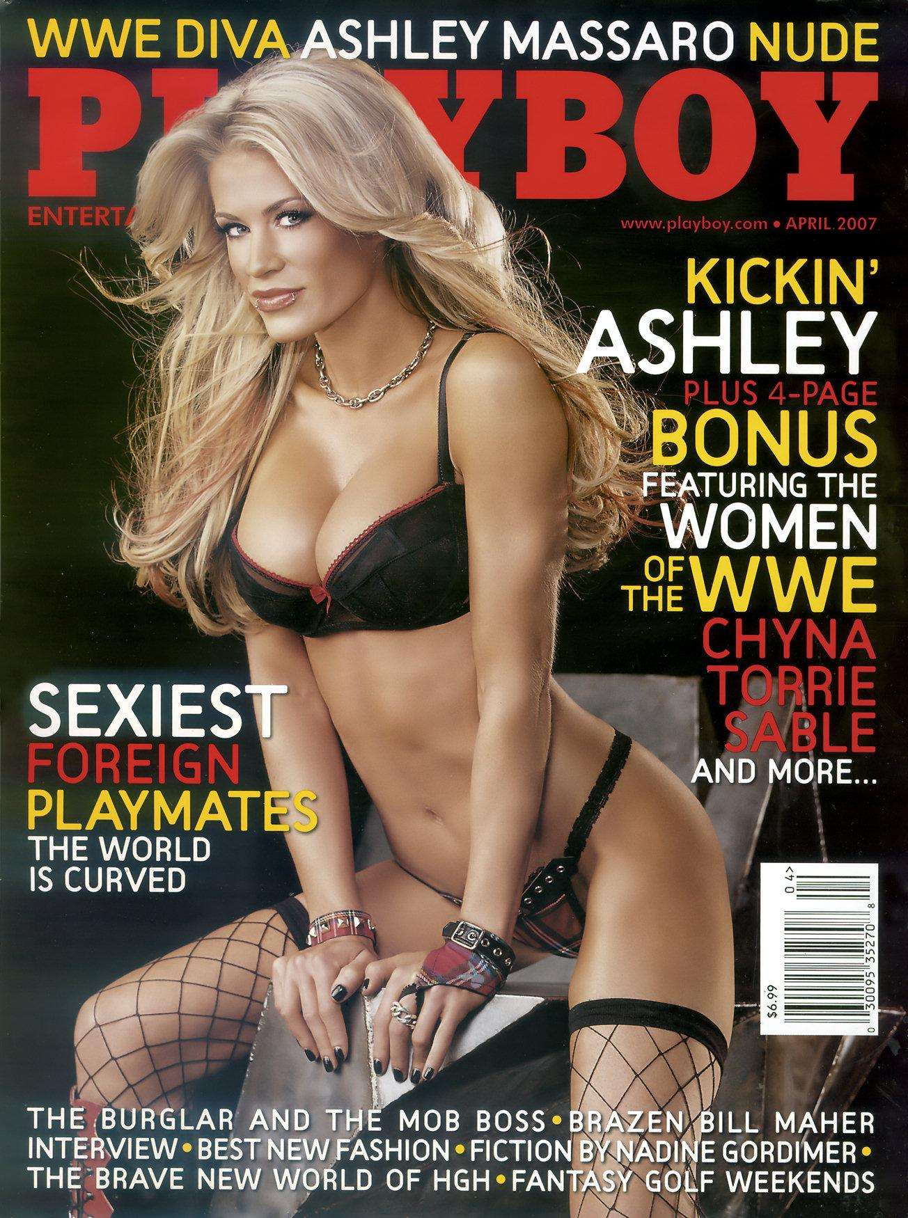 Ashley Playboy Pics