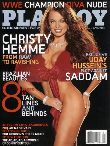 Christy Hemme - Playboy Pics