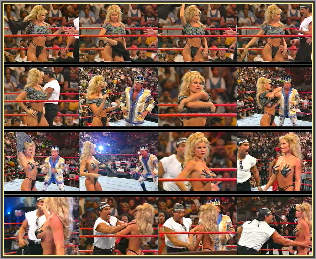WWE Diva ? Sable ? Topless ? The Hottest Clip